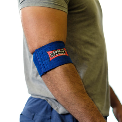 Compression Cuff Blue - Image 01