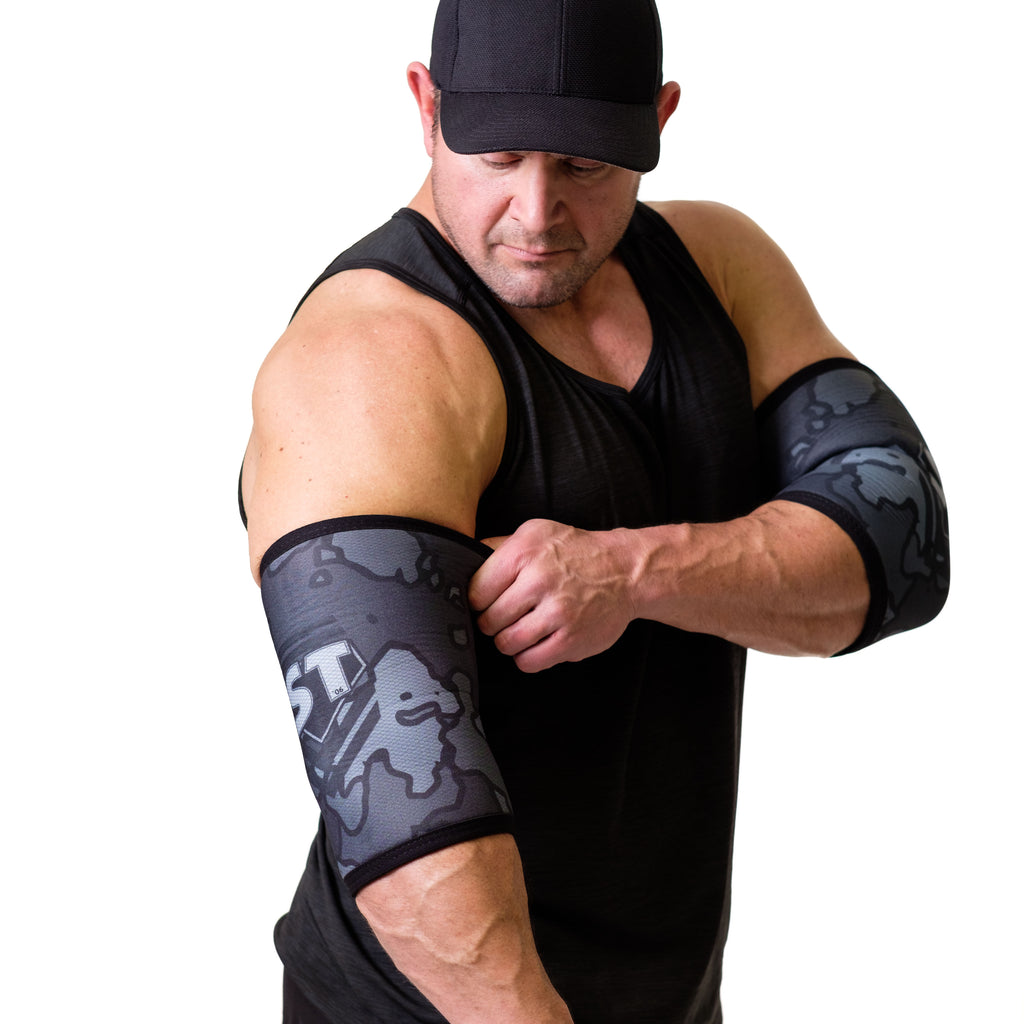 MB2 STrong Elbow Sleeves - Image 01
