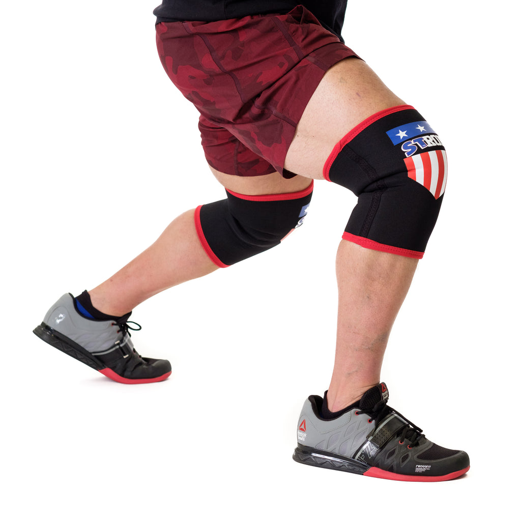 MB3 USA STrong Knee Sleeves - Image 03