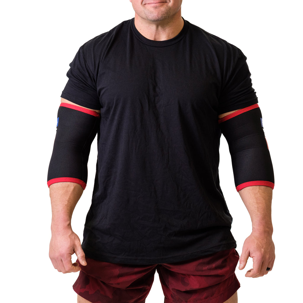 MB3 USA STrong Elbow Sleeves - Image 02
