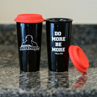 Do More Be More Coffee Mug - Image 01