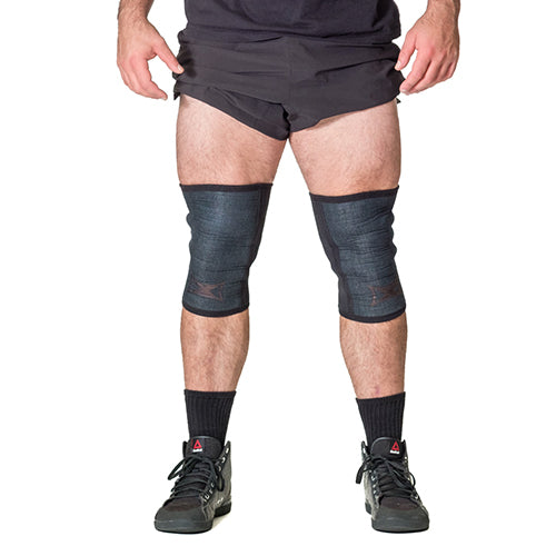 "Extreme ""X"" Knee Sleeves"