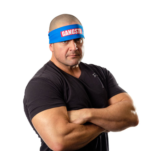 Gangsta Headband - Mark Bell - Sling Shot