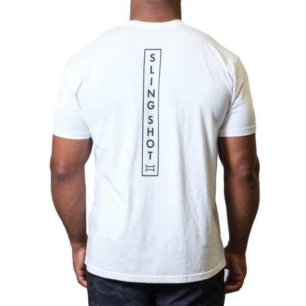 LT Powerlifting Tee White - Image 02