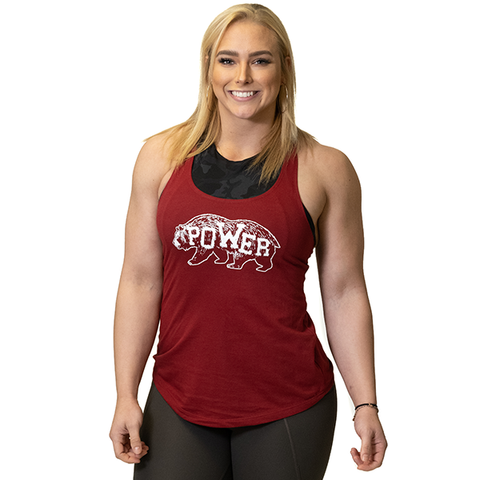Women's Power Bear Tank