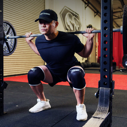 Sling Shot 2.0 Knee Sleeves - Mark Bell Sling Shot®