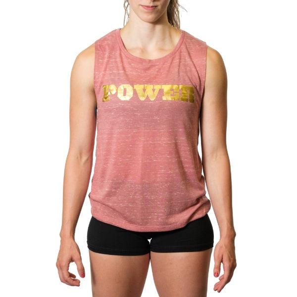 Women's POWER Muscle Tank - Image 02