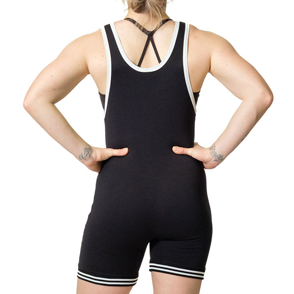 Classic STrong Singlet Black - Image 03