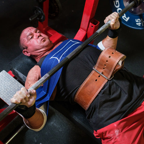 Increase your bench press Reactive Sling Shot by Mark Bell