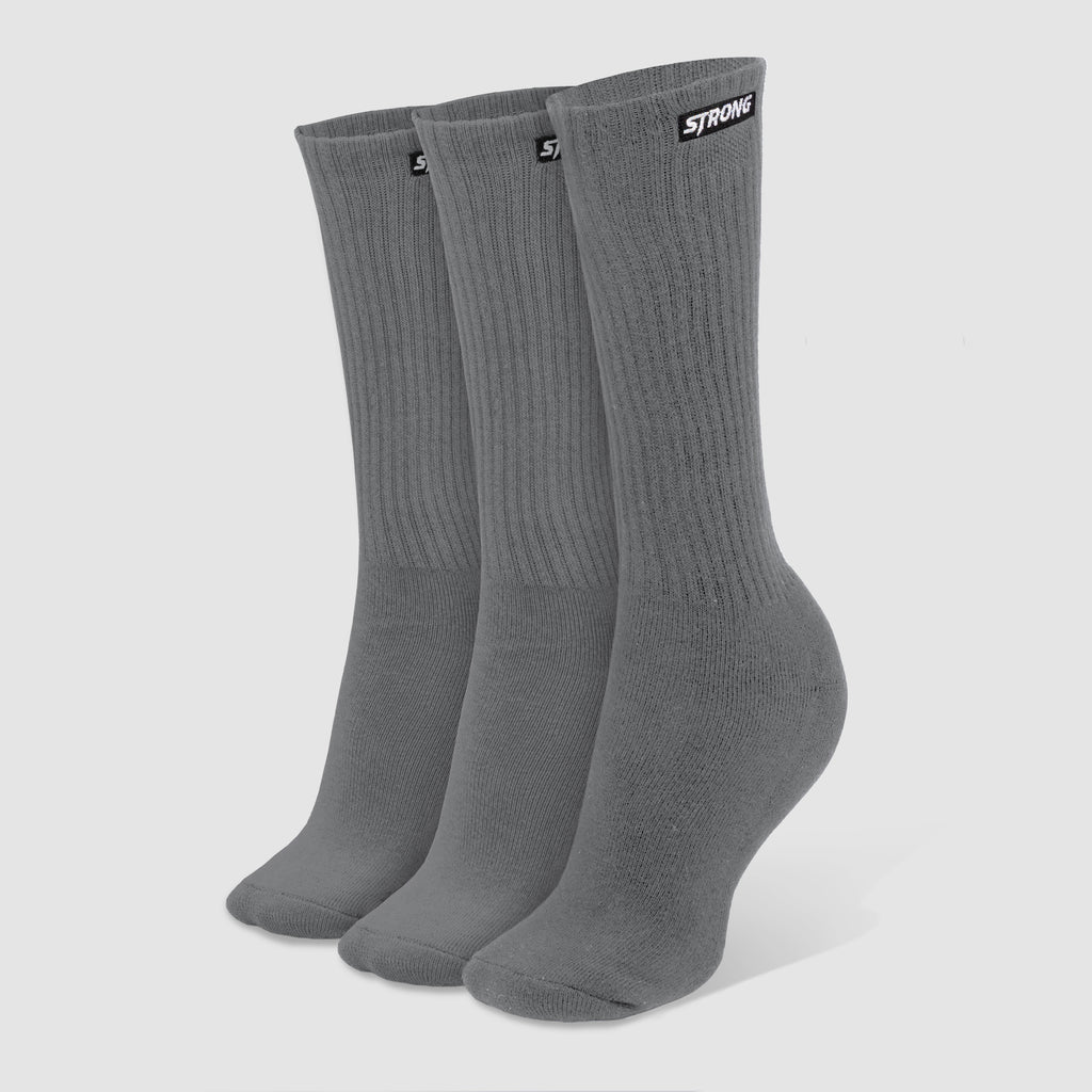 Everyday Crew Socks (3 PAIRS)