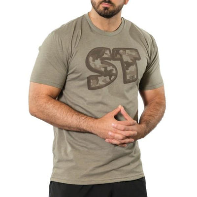 ST Saying Shirt Grey - Image 01