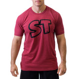 Men's ST Track Shirt