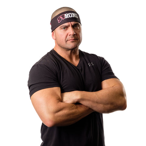 STrong Headband - Mark Bell - Sling Shot