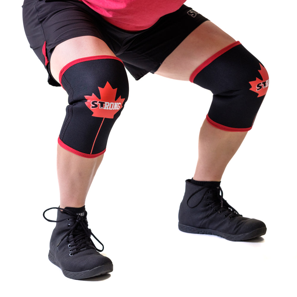 Canada STrong Knee Sleeves - Image 04