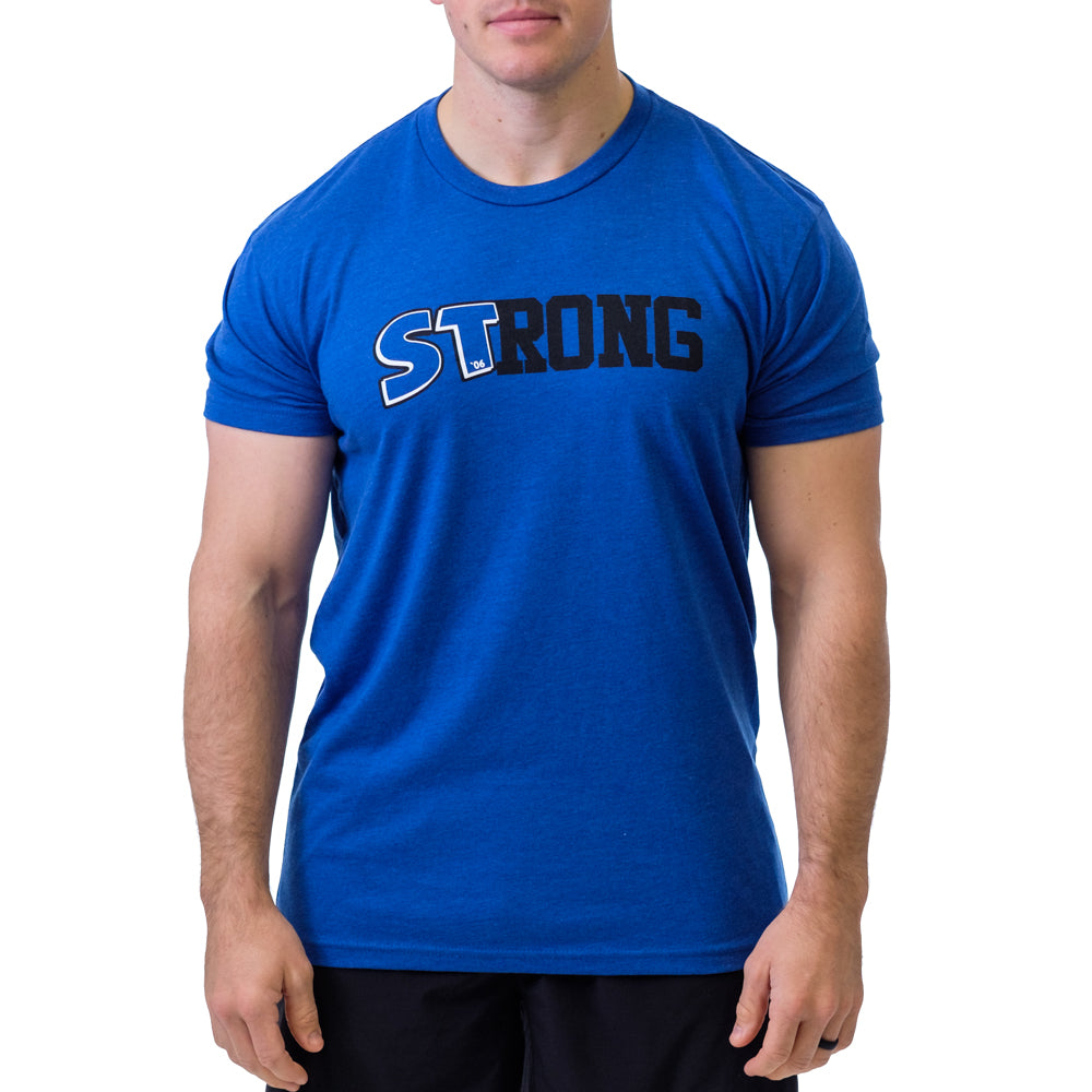 STrong Shirt Blue - Image 01
