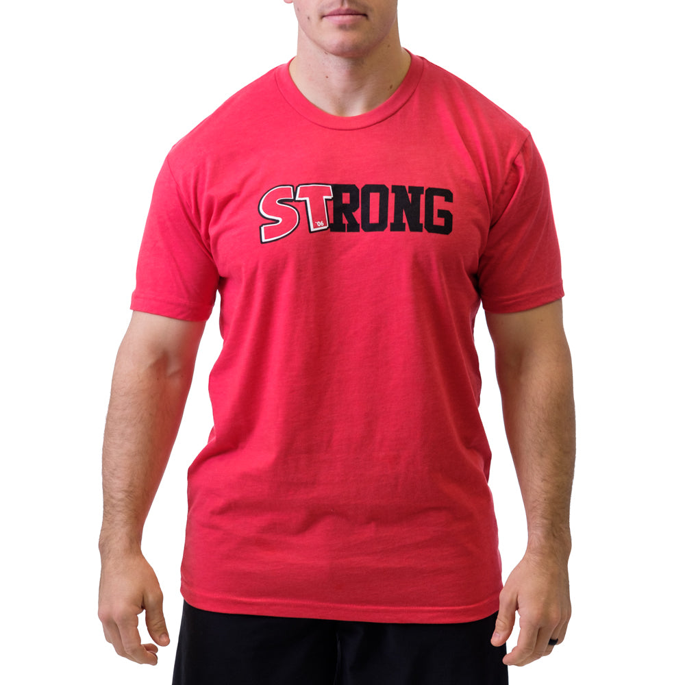 STrong Shirt Red - Image 01
