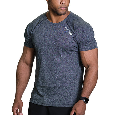 Mark Bell Sling Shot - Utility Training Tee Image 01