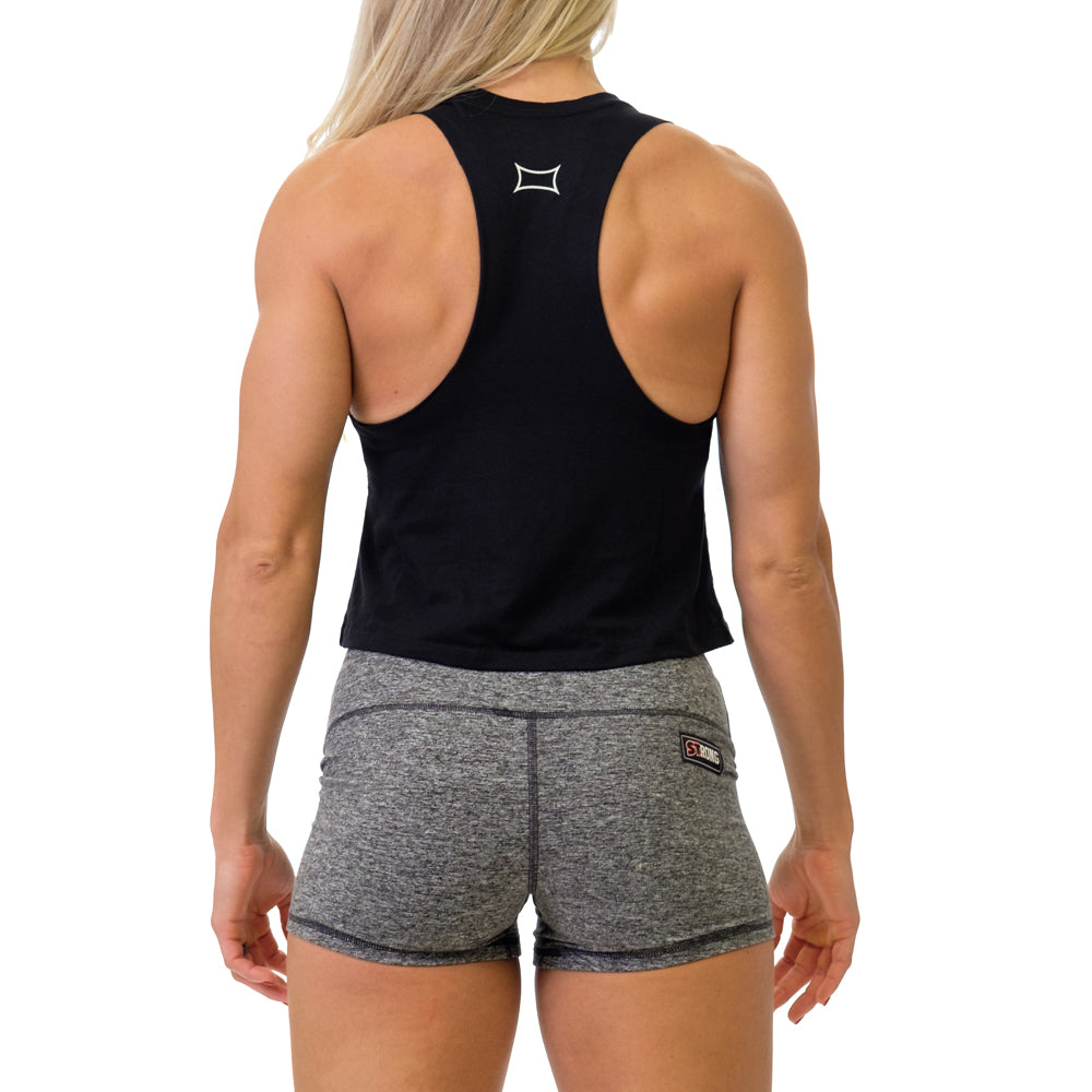 Women's STrong Crop - Image 02