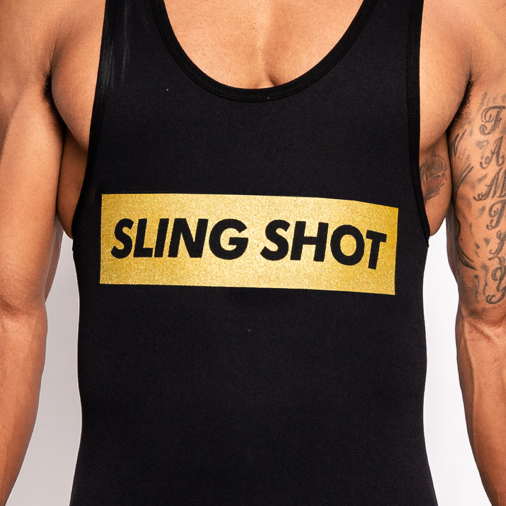 Gold Series: Sling Shot Singlet
