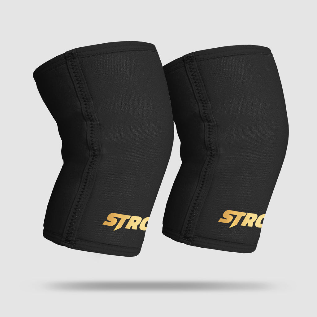 Gold Series: STrong Knee Sleeves