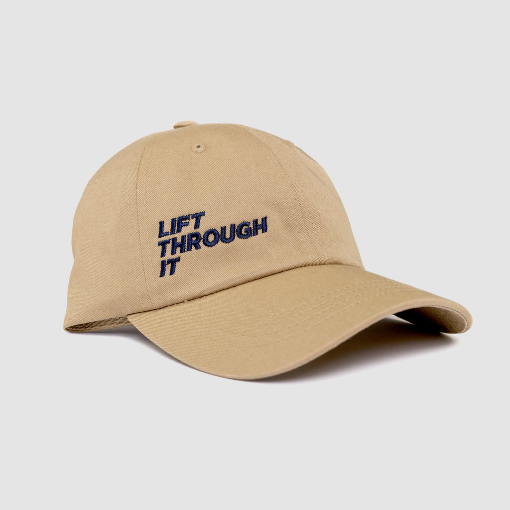 Lift Through It Dad Hat