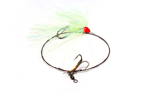 Sea Striker King Rig, Chartreuse Duster