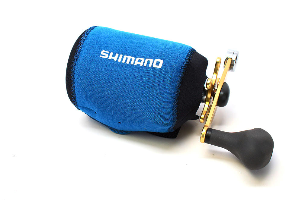 Shimano Reel Cover - Medium Fits Calcutta 700-400 & Similar