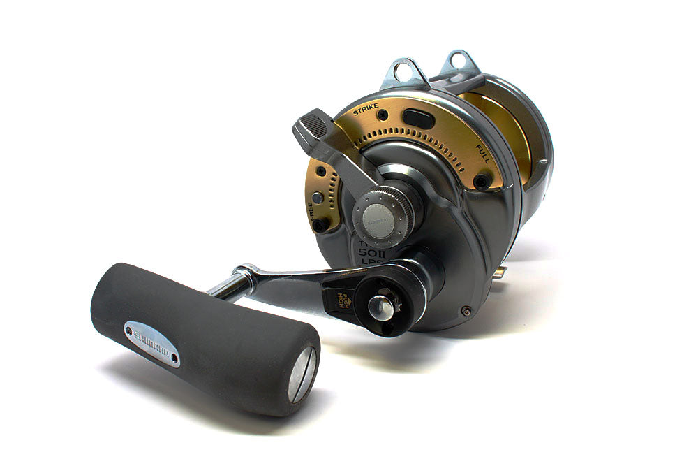 Shimano Tyrnos 50 2 Speed Reel