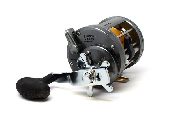 Shimano Tekota 700 Level-wind