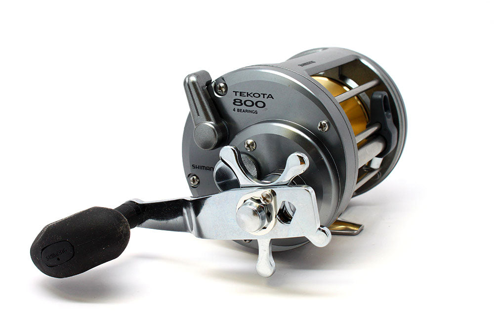 Shimano Tekota 800 Level-wind