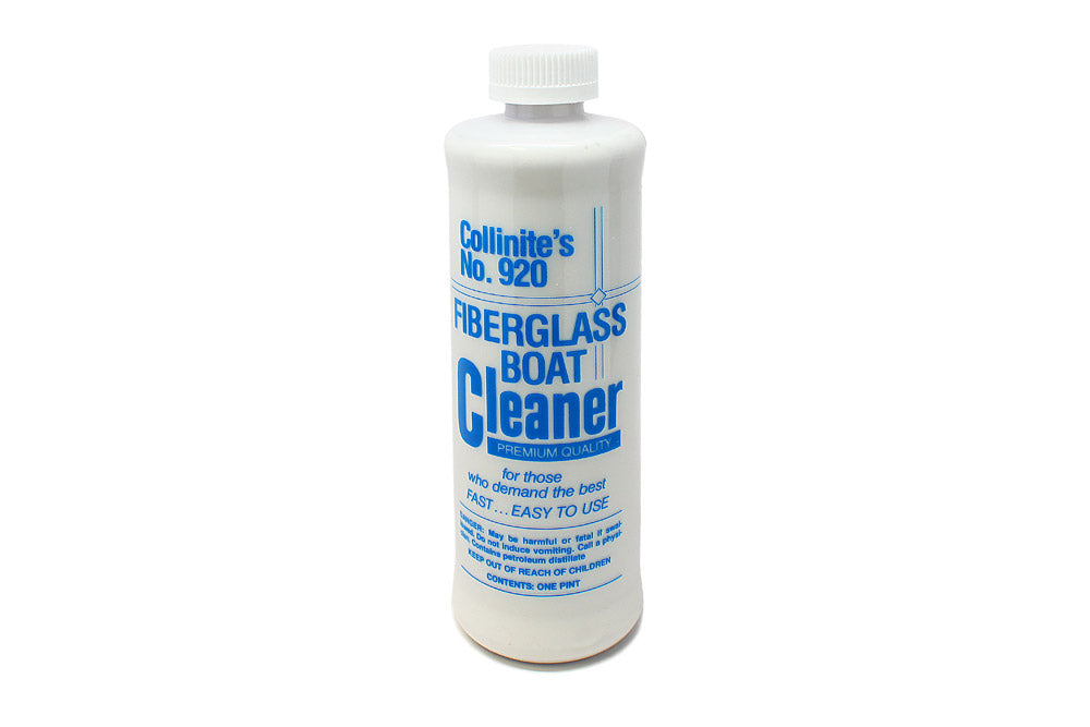 Collinite Fiberglass Boat Cleaner #920, 1 pt