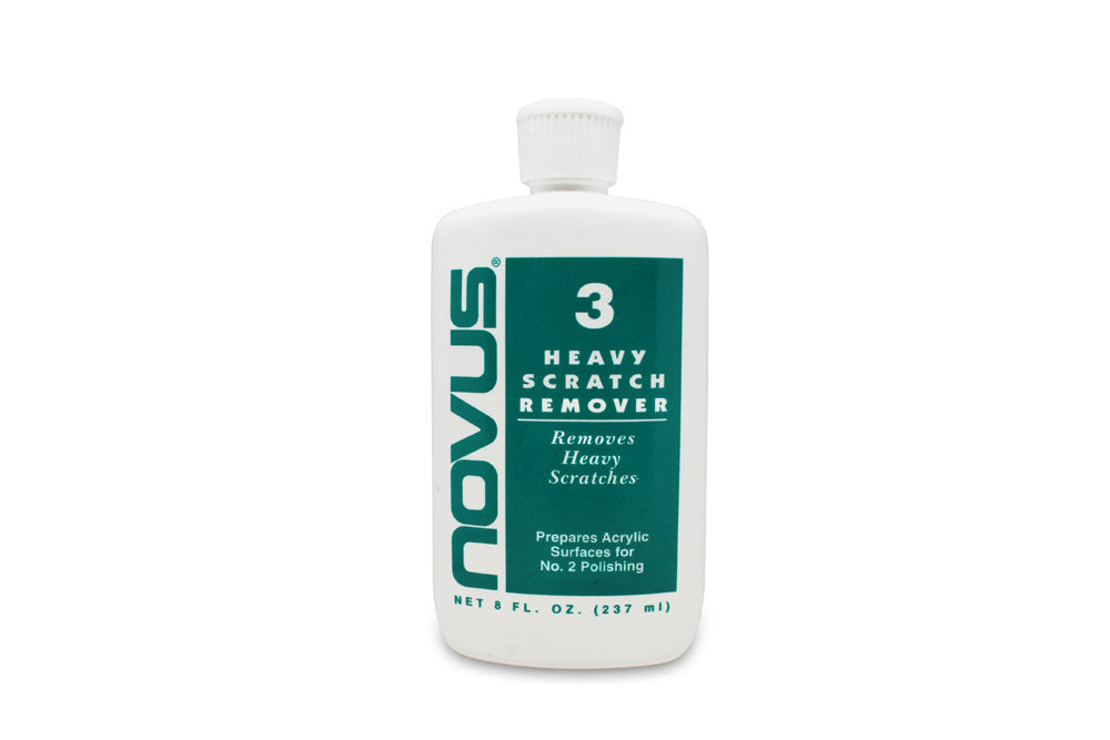 Novus PC-30 Heavy Scratch Remover, 8oz.
