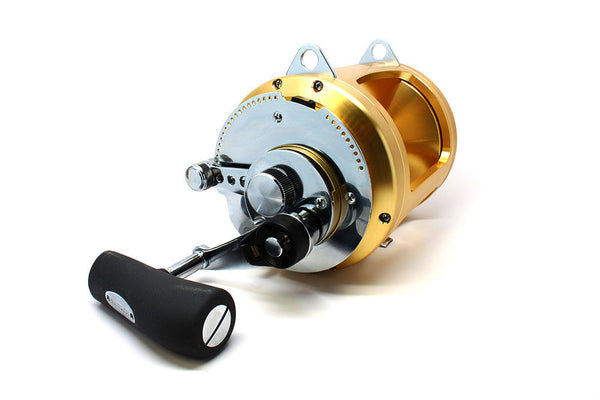 Shimano Tiagra 80WA Lever Drag, 2 Speed Reel