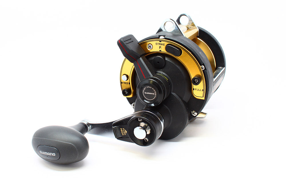 Shimano TLD-20IIA Lever Drag, 2 Speed Reel