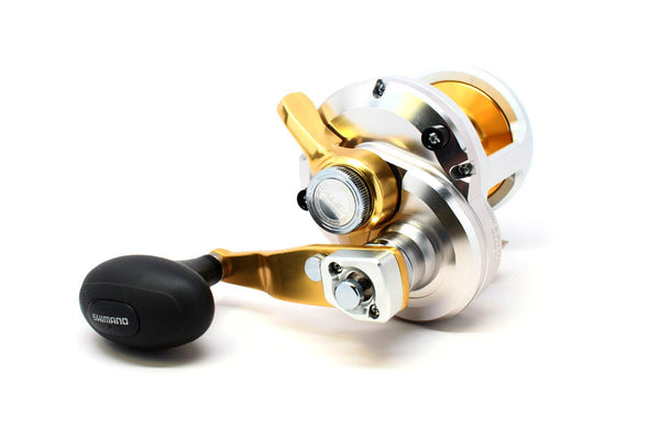 Shimano Talica 16-II Lever Drag, 2 Speed Reel