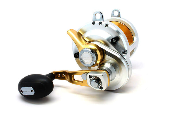 Shimano Talica 25-II Lever Drag, 2 Speed Reel