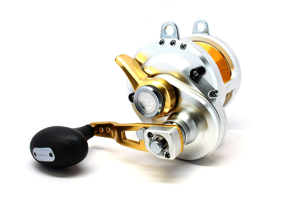 Shimano Talica 20-II Lever Drag, 2 Speed Reel