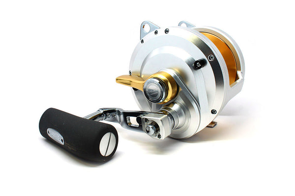Shimano Talica 50-II Lever Drag, 2 Speed Reel