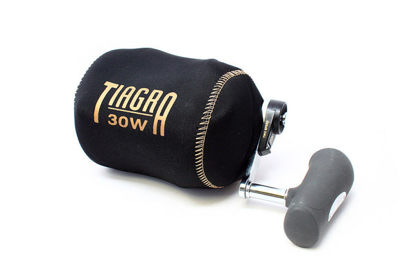 Tiagra 30W Reel Cover Black/Gold