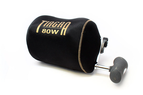 Tiagra 80W Reel Cover Black/Gold