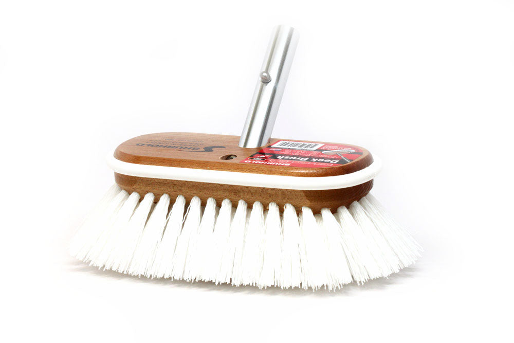 "Shurhold 950  6"" Maximum Stiff Deck Brush"