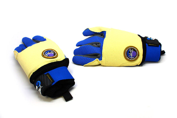 AFTCO Blue Fever Wiremax Gloves
