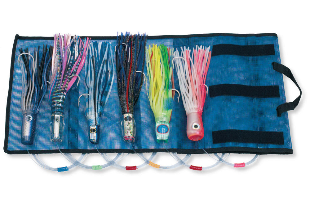 J&M Tackle Tournament Lure Kit Unrigged, with Lure Bag