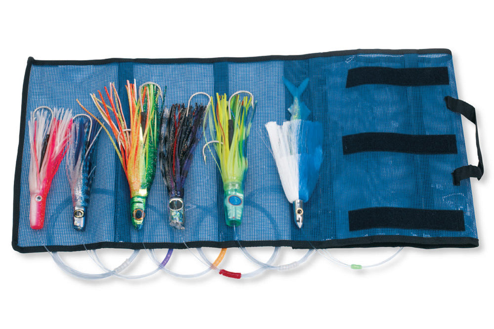 J&M Tackle Bluewater Gamefish Kit Unrigged, w/6 Pocket Bag
