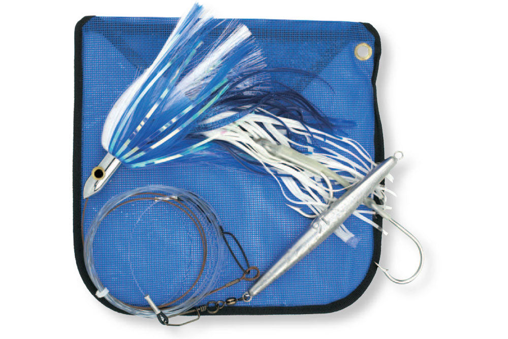 J&M Tackle Ilander Flasher Hi-Speed Wahoo Rig