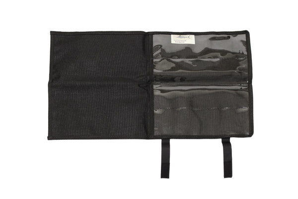 J&M Tackle Knife Bag Only Knives/Sharpener not incl.