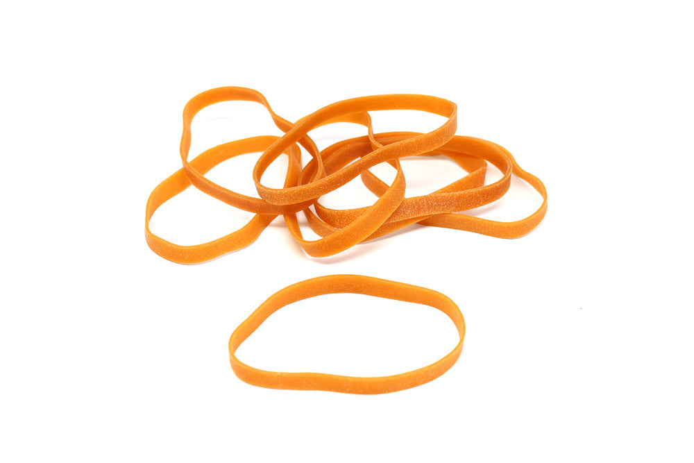 J&M Rubber Bands, 1/4 lb.