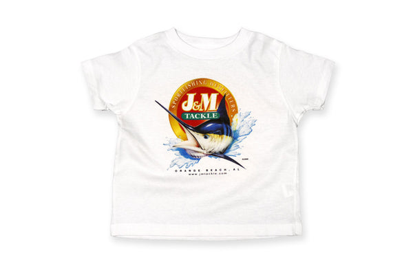 J & M Kid's Full Color Logo SS