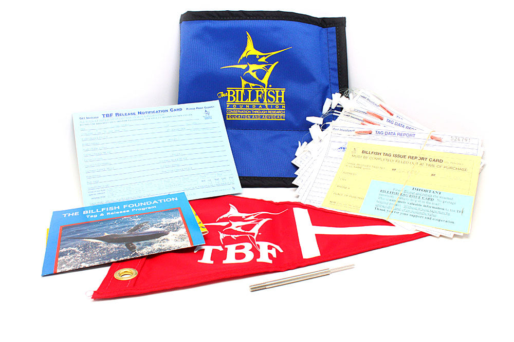 Billfish Foundation Tagging Kit, Starter Kit