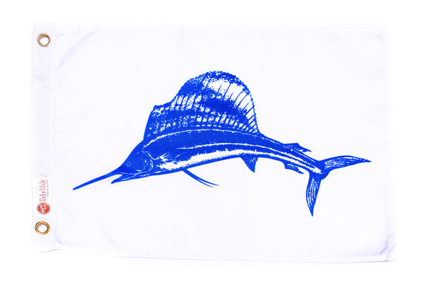 Taylor Flag - Sailfish 12 X 18